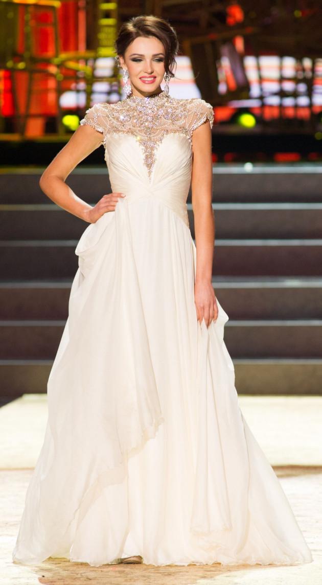 Olga Storozhenko, Miss Universe Ukraine 2013 (Photo: Miss Universe L.P., LLLP)