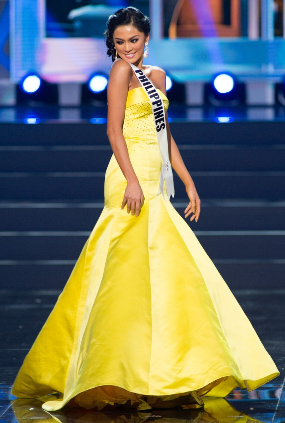Ariella Arida, Miss Universe Philippines 2013. (Photo: MIss Universe Organization L.P., LLLP)