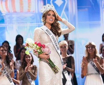 Miss Universe 2013 Gabriela Isler of Venezuela (Photo: MIss Universe Organization L.P., LLLP)