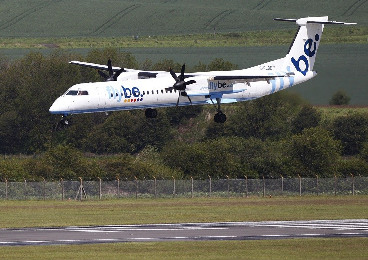 De Klerk to disembark Flybe in October