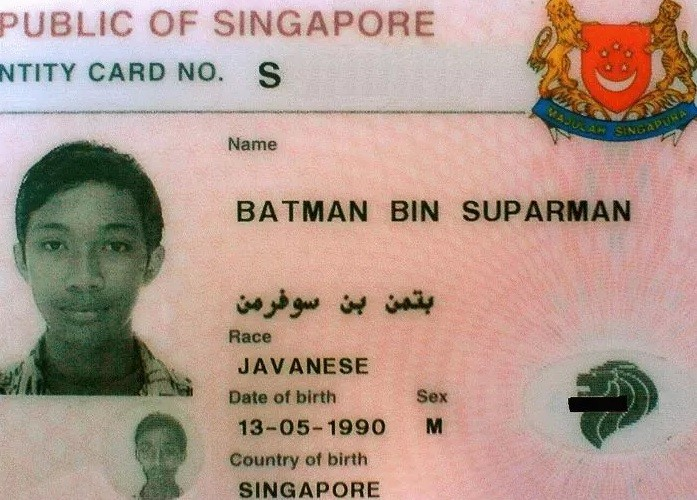 Batman Suparman jailed in Sinapore for taking drugs