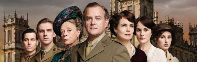 Downton Abbey gets renewed for 5th season