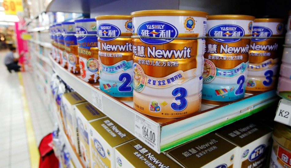 Singapore's Temasek and China's Hopu Invest in Chinese Infant Formula Maker Yashili