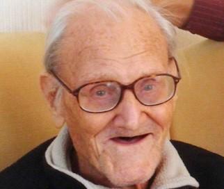 Harold Jellicoe Percival died last month aged 99