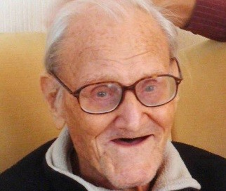 Harold Jellicoe Percival died last month aged 99