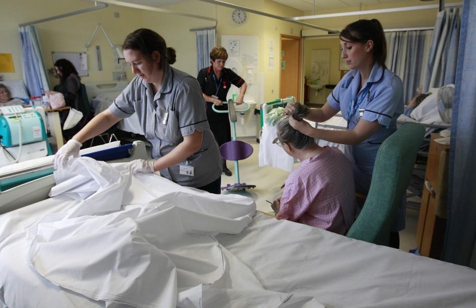David Cameron facing NHS winter of discontent