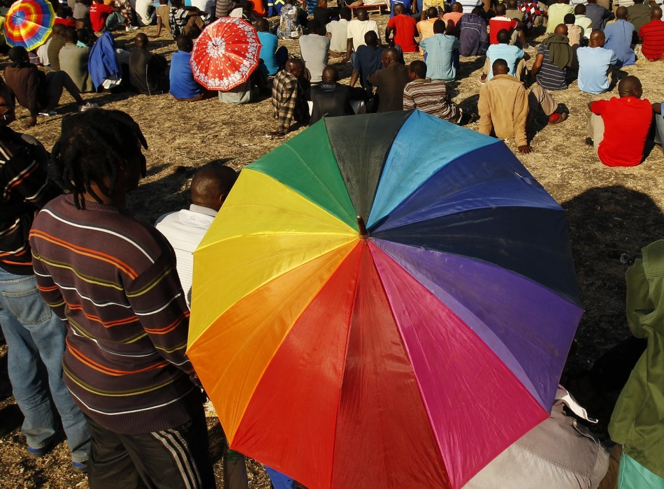 South Africa's Rainbow Nation