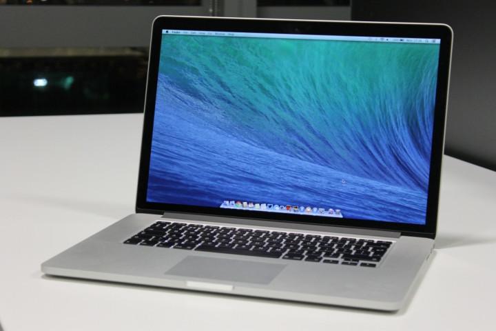 MacBook Pro 15in with Retina Display (2013)