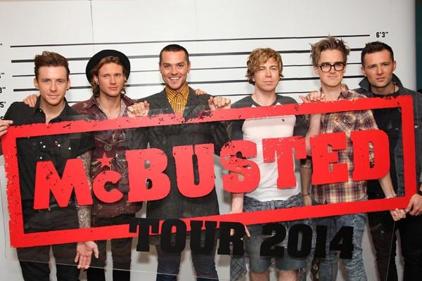 Celebrity juice mc busted tour dates