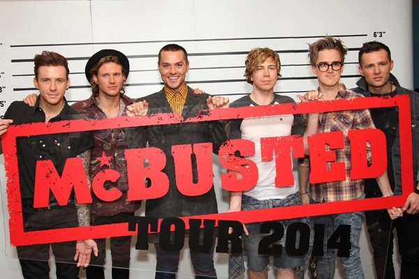 McFly and Busted