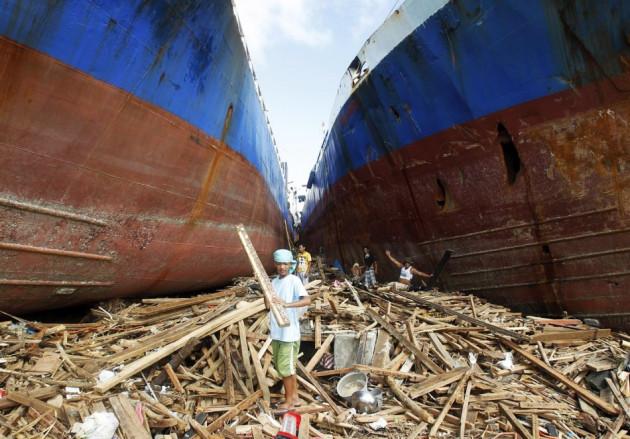 Tacloban Typhoon Haiyan / Yolanda