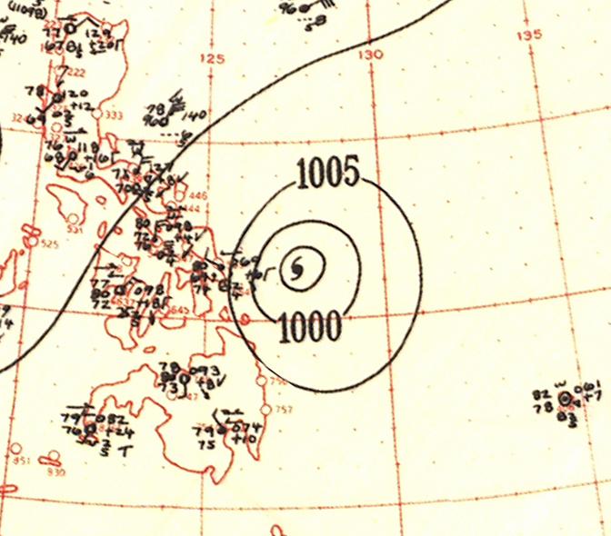 Typhoon Amy