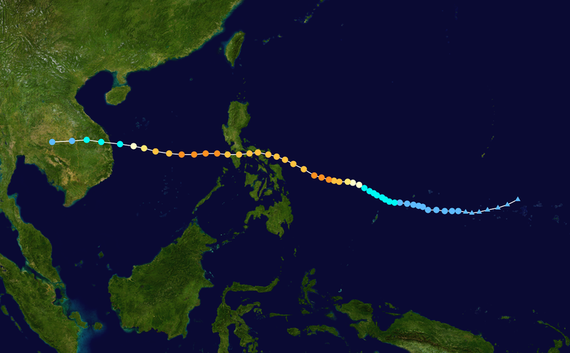 Typhoon Trix