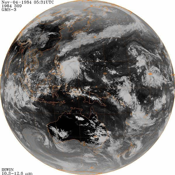 Typhoon Agnes