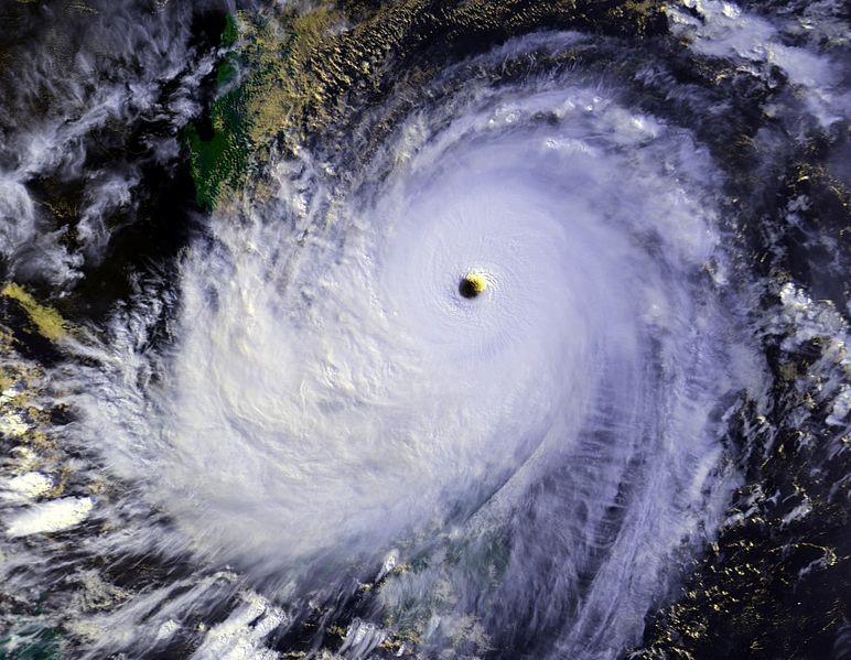 Typhoon Nina