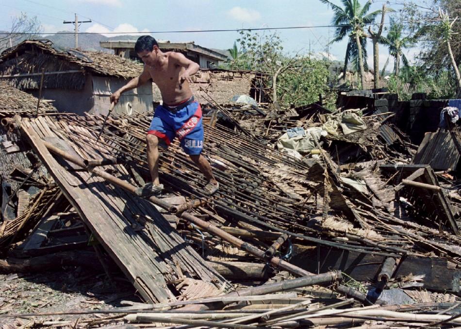 typhoon angela