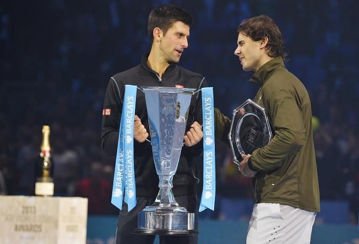 Novak Djokovic-Rafael Nadal