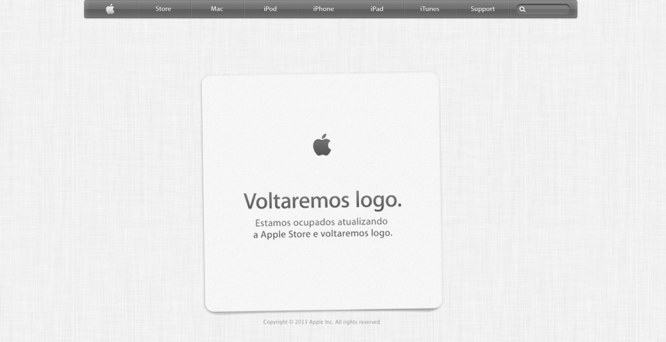 Apple Store Offline Ahead of iPad mini with Retina Display Launch