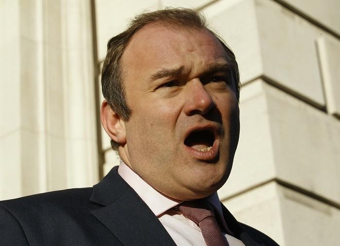 Ed Davey UK Energy