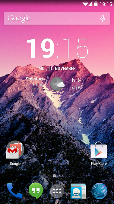 Update Galaxy S4 I9505 (LTE) to Android 4.4 KitKat with CyanogenMod 11 ROM