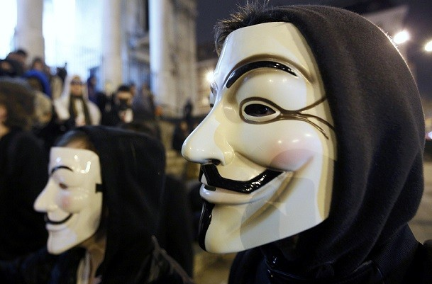 Anonymous are now asking fro at Logan River Academy to close following the allegations (Reuters)