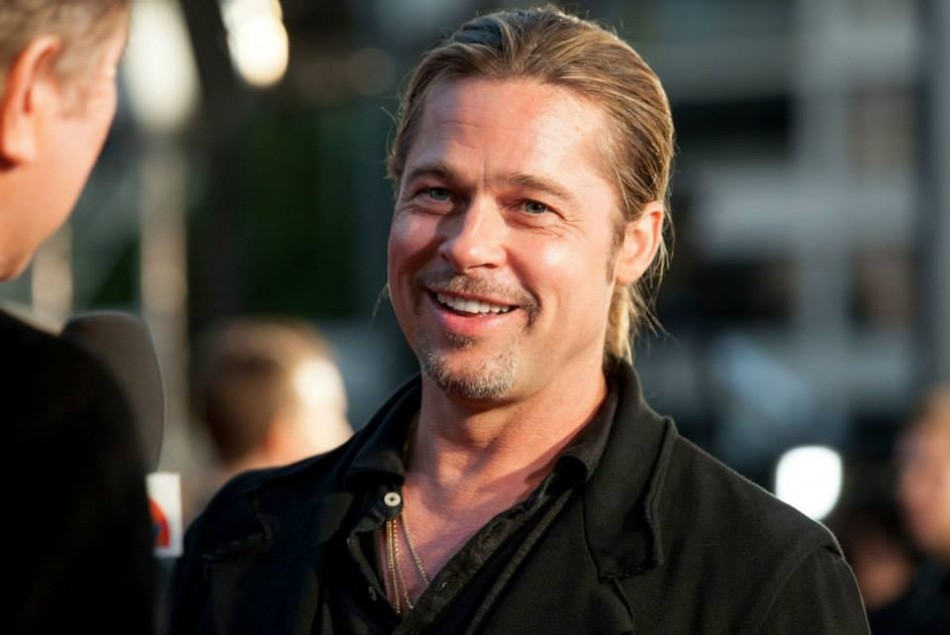 New Brad Pitt film 'Fury' took flak for Remembrance Day gaffe