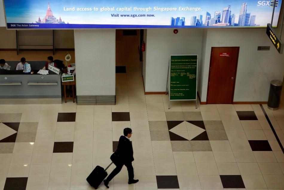 Cash Starved Myanmar Firms Warily Eye Singapore Listings