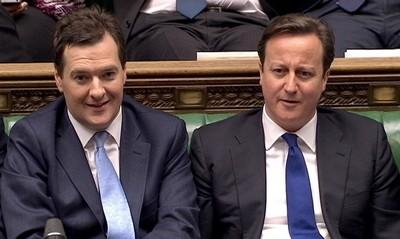 Osborne and Cameron want to move onto economy