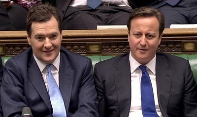 Osborne and Cameron want to move onto economy