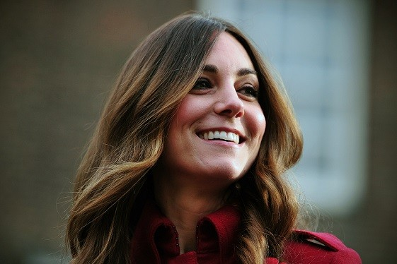 Kate Middleton's name appeared alongside Sven-Goran Eriksson and Boris Johnson (Reuters)