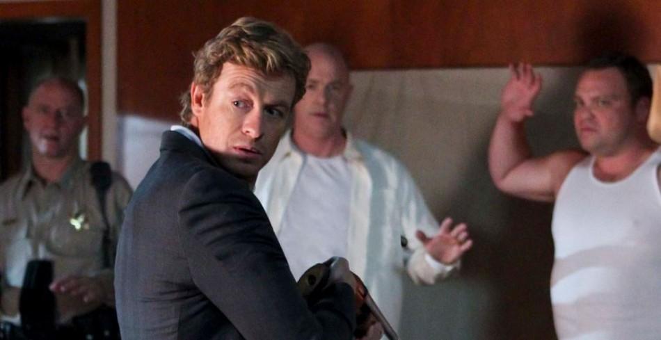 Simon Baker stars as Patrick Jane in The Mentalist