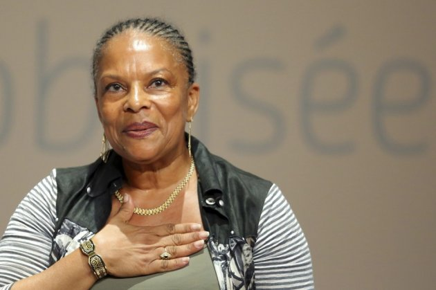 French Justice Minister Christiane Taubira (Reuters)