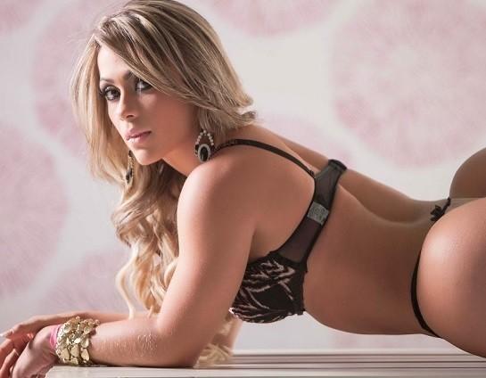 Mari Sousa wants to be Miss Bum Bum of Brazil PIC: Miss Bum Bum Brazil