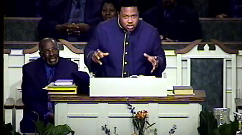 Pastor Teddy Parker Jr.