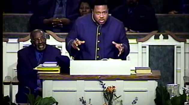 Pastor Teddy Parker Jr.