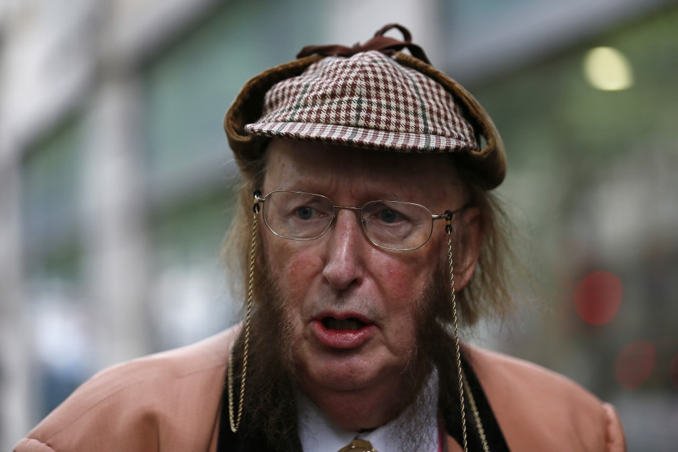 John McCririck lost age discrimination claim against Channel 4 and IMG Media PIC: Reuters