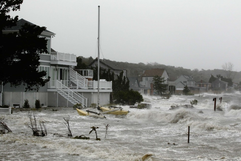 Storm Surge: What Exactly is It?