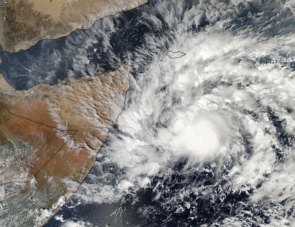 Somalia cyclone