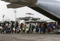 Philippines Relief work after Typhoon Haiyan