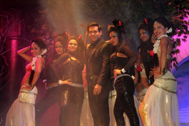 Bigg Boss 7 host Salman Khan is an influential personality in Bollywood