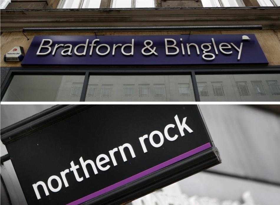 Bradford & Bingley and Northern Rock