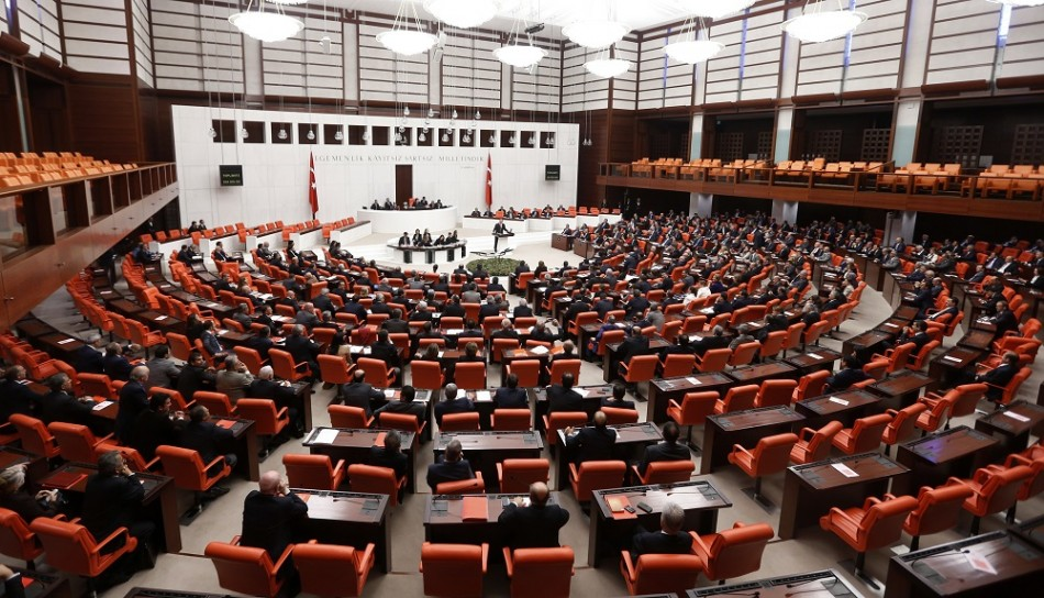 Turkish Parliament Lift Trouser Ban