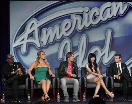 American Idol panel