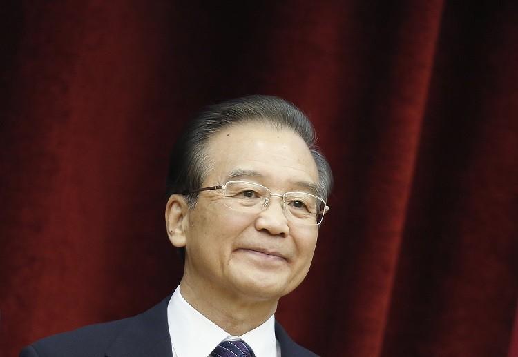 Wen Jiabao China JPMorgan