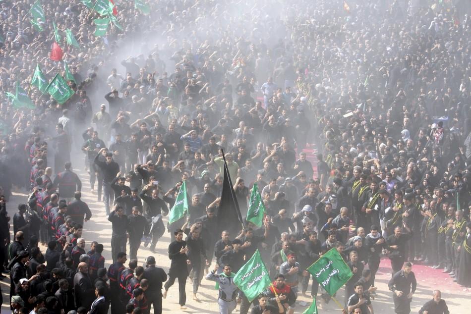 Iraq terror al-qaida Ashoura
