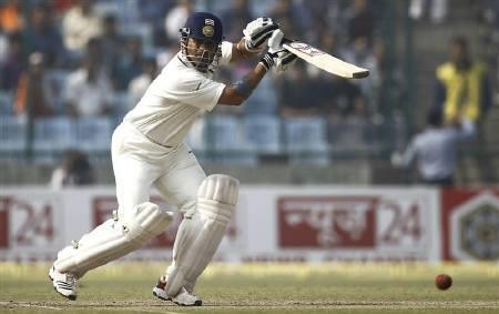 India v West Indies, 2nd Test, Day 2: Sachin Tendulkar Dismissed For 74 in His Final Test at Wankhede