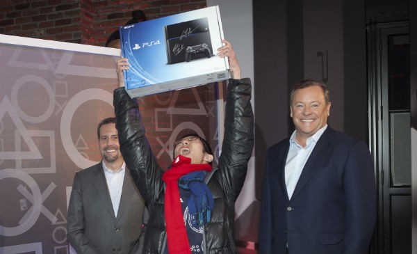PlayStation 4 Launched US