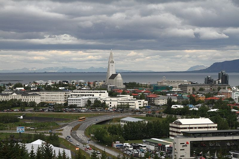 Iceland is a new entry this year with 7.6 score in Life Satisfaction.