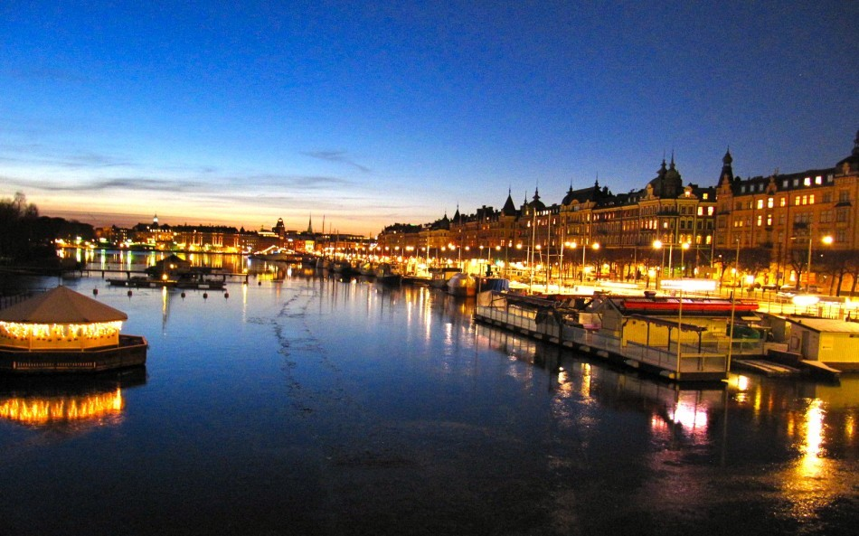 Sweden ties with Iceland at 7.6 score in Life Satisfaction but moved up to 4th slot from 10th in last year's report. In picture: Stockholm (Photo: stock.xchng)