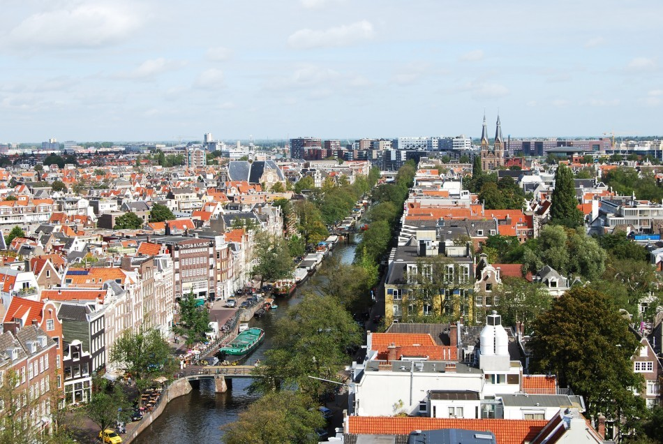 Netherlands ties with Sweden at 7.5 score in Life Satisfaction. In picture: Amsterdam (Photo: stock.xchng)